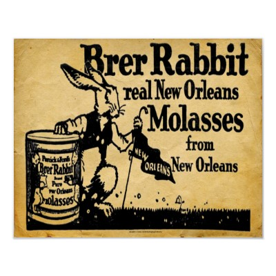 History of Brer Rabbit Today The Brer Rabbit Label