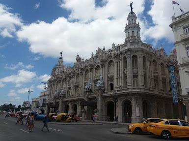HOTEL INGLATERRA,  CUBA