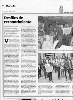 La Mirilla periódico ideal Choco-chic