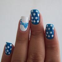 Azul de Poá e Lacinho