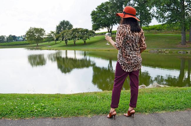 Leopard Shirt Outfit