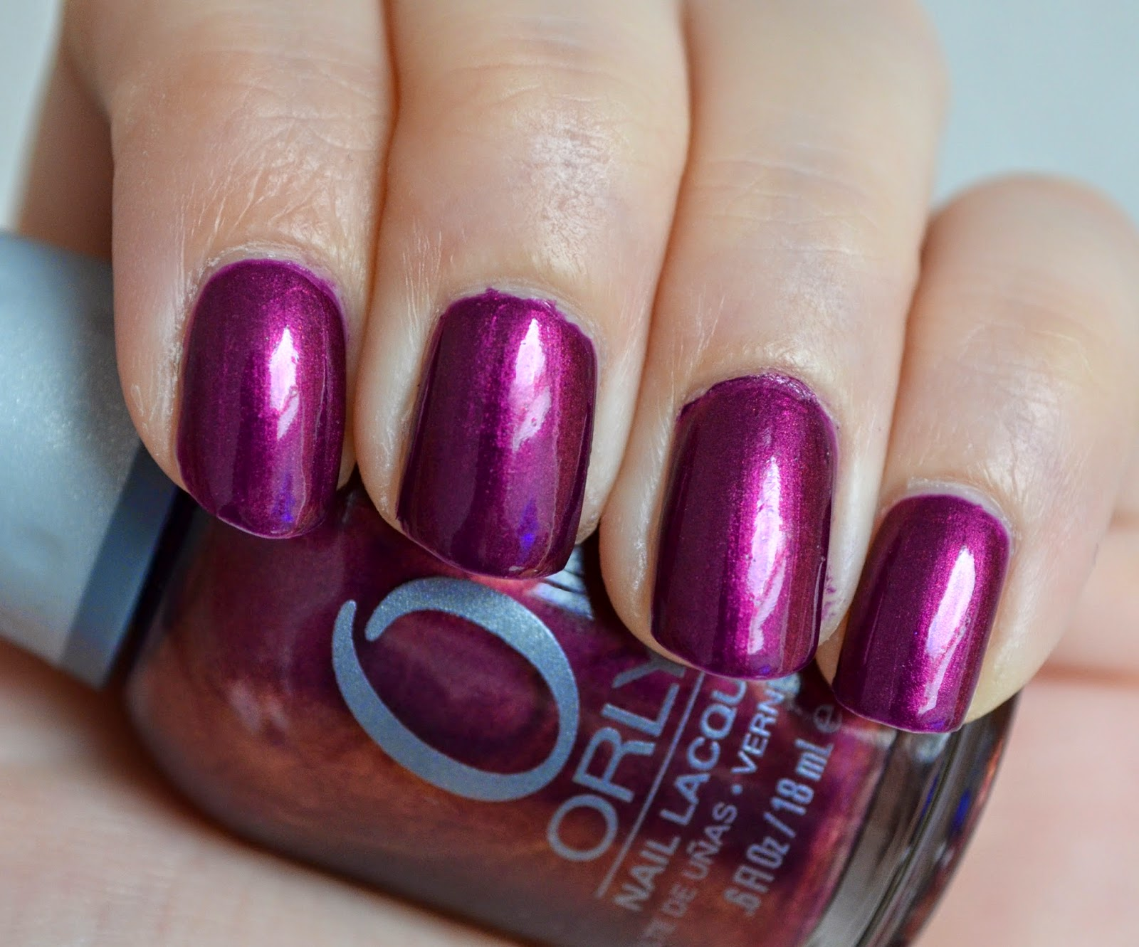 Soulpaint: ORLY 40597 Close Your Eyes