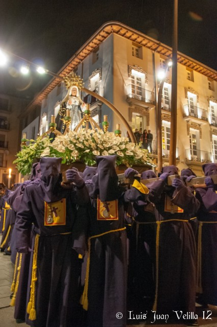 Procesiones Semana Santa Barbastro