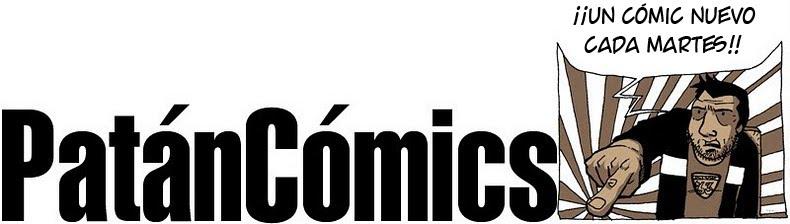 Patán comics