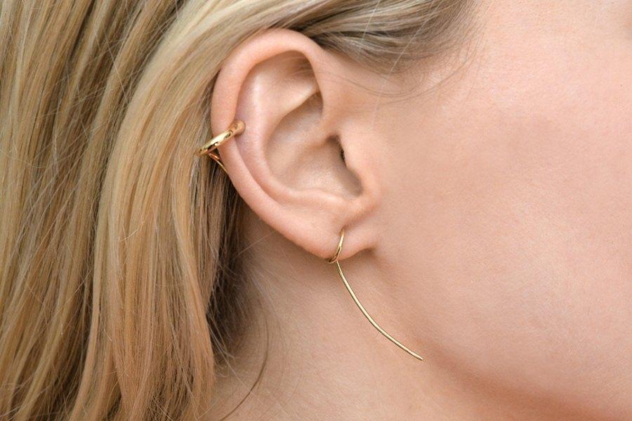 charlotte chesnais single ivy earring