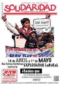 16 de abril y 1º de Mayo, dos fechas históricas contra la explotación laboral