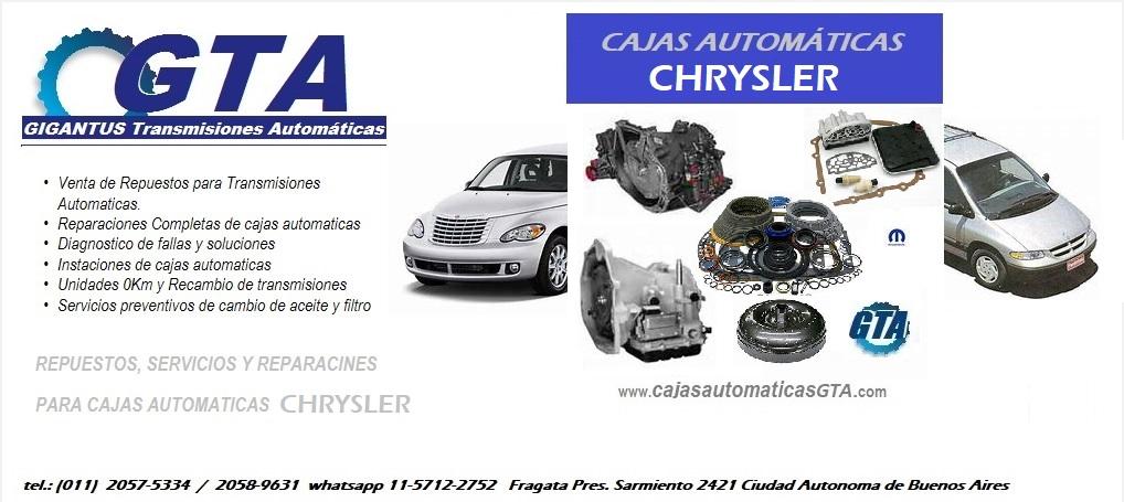 Caja Automática Chrysler