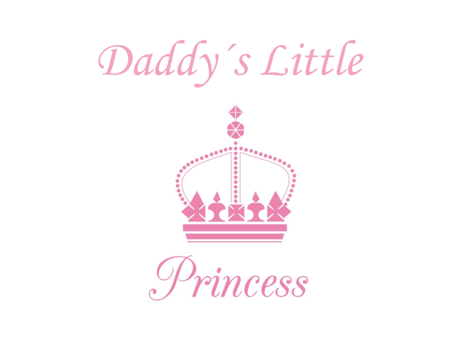 Daddy`s little princess