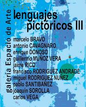 LENGUAJES PICTÓRICOS III. GALERÍA ESPACIO DE ARTE