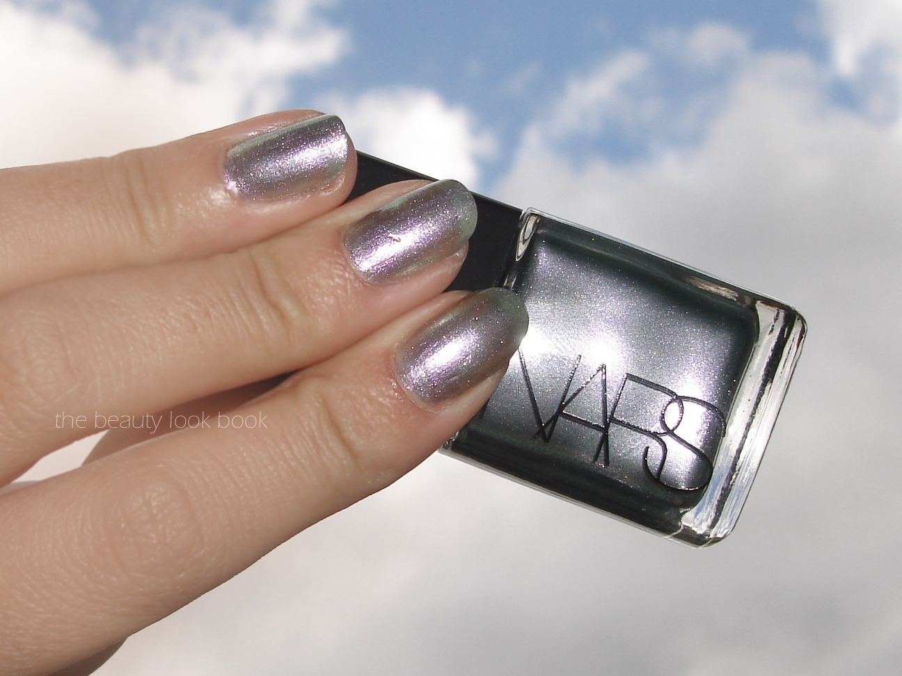 NARS Disco Inferno Nail Polish - Spring 2013 | The Beauty Look Book