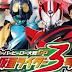 Muita ação no novo trailer de Super Hero Taisen GP
