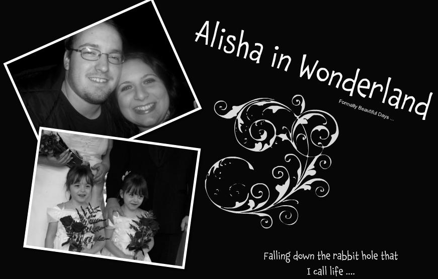 Alisha in Wonderland
