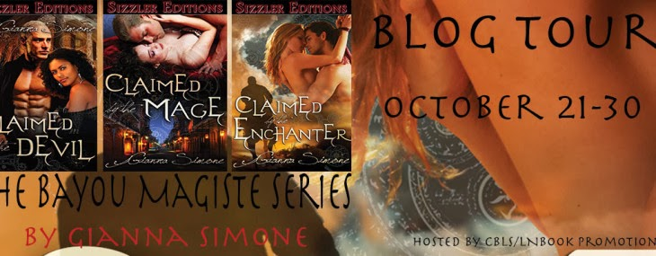 The Bayou Magiste Chronicles Blog Tour
