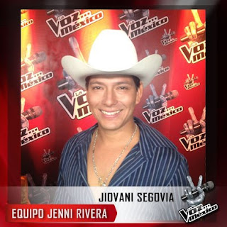 Jiovani Segovia Audicion La Voz