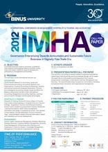 FMI - Seminar Internasional - IMHA 2012