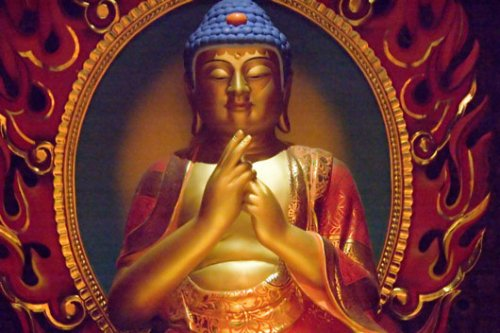 thesis on buddhism