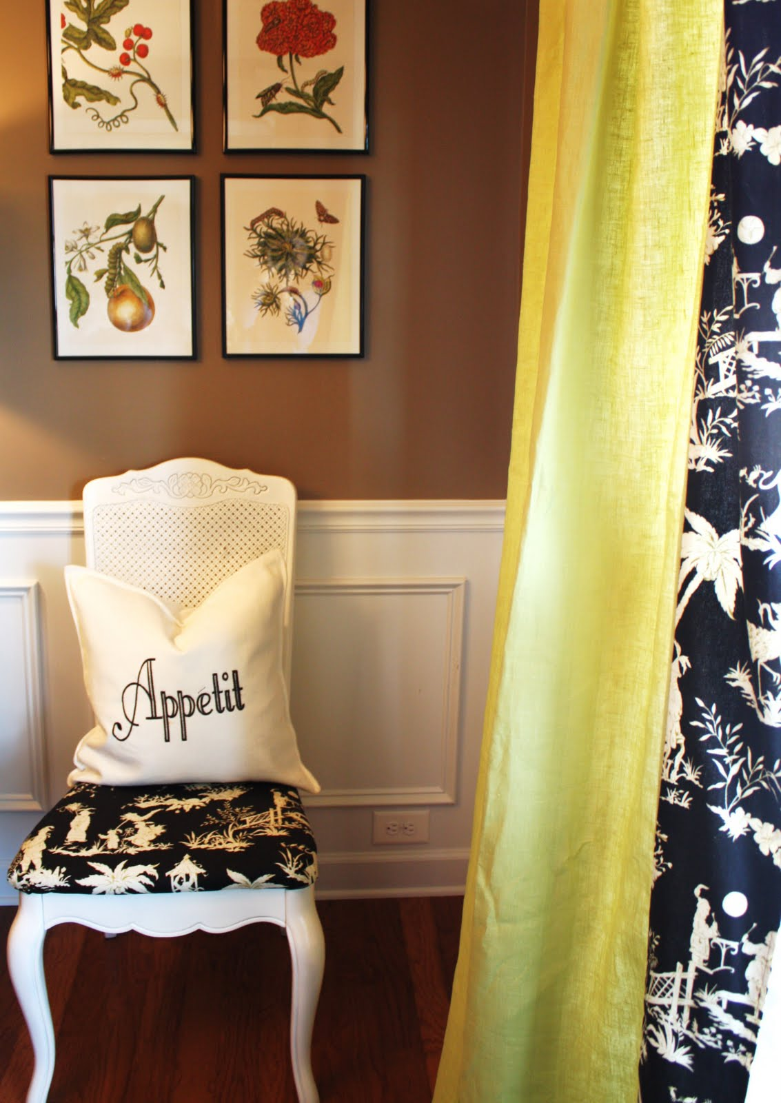 Our Dining Room: The Details - Emily A. Clark