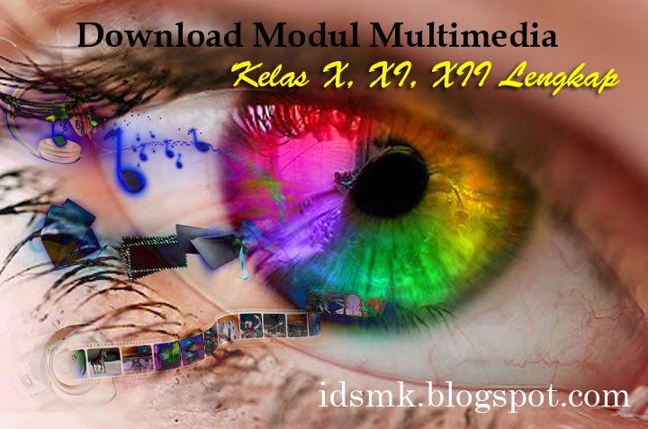 Download Modul Multimedia Lengkap