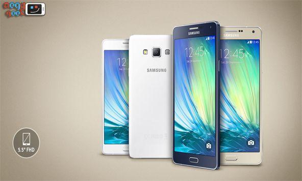 مواصفات وسعر الهاتف الجديد سامسونج غالاكسي A7