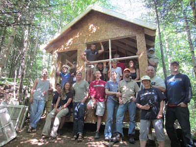 Relaxshackscom Tiny House Building Workshop 3 OFFICIALLY