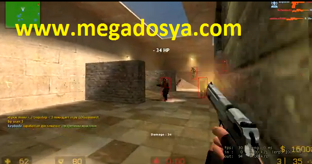 Ads%C4%B1z Counter Strike (CS) 1.6 İnternal Wallhack AimBot Hilesi indir   Download