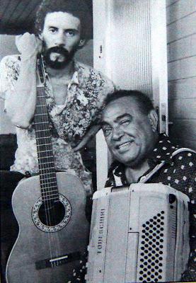 Luiz Gonzaga e Gonzaguinha, pai e filho
