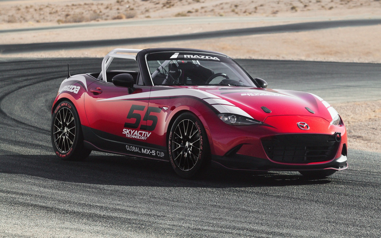 2016 Mazda MX 5 Cup
