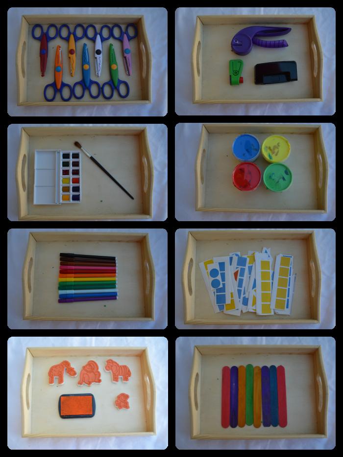Actividades creativas para ni os de dos a os elenarte for Actividades pedagogicas para ninos de 2 a 3 anos