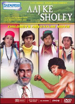 Aaj Ke Sholey 1985 Hindi Movie Watch Online