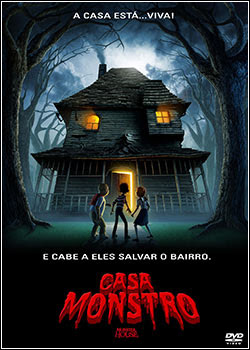 Download - A Casa Monstro DVDRip Dual Áudio