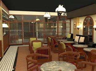 Hotel Murah menteng dekat UI - Capsule Hotel Old Batavia