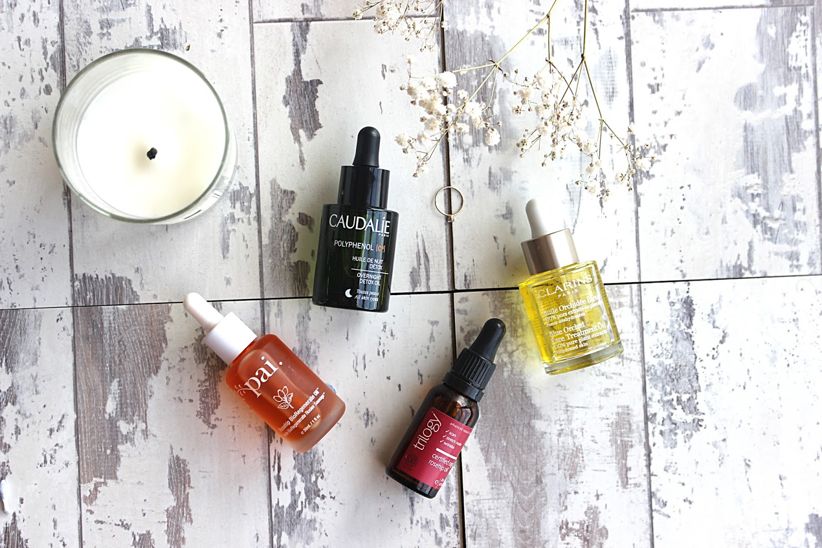 The Benefits of Facial Oils
