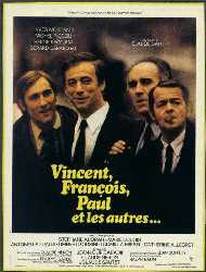 Vincent, François, Paul and the Others 1974 Hollywood Movie Watch Online