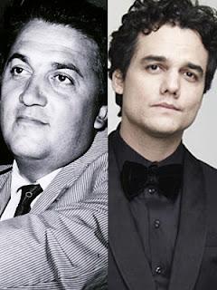 Wagner Moura e Fellini