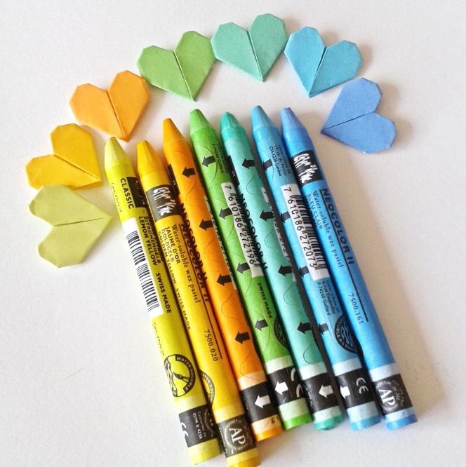 scrapbook-neocolor-origami