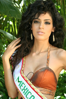 miss earth mexico 2011 beauty pageant