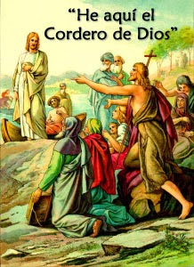 Resultado de imagen para ahi viene el cordero de Dios que quita
