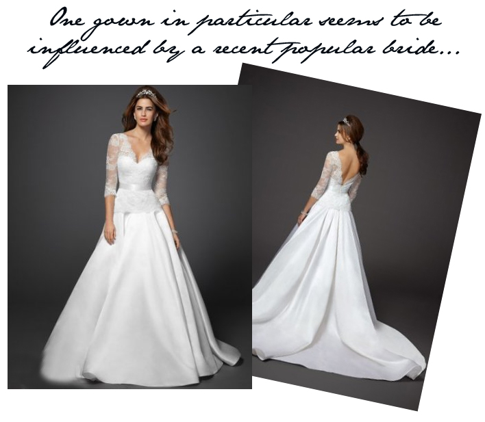 Bebe Wedding Dresses: Bebe's Bridal Debut