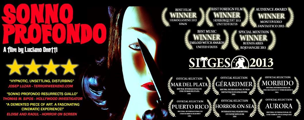 el giallo argentino será distribuido en USA y Canadá por BrinkVision