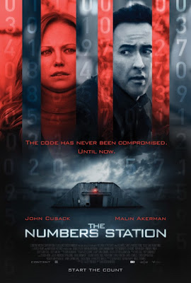 The Numbers Station izle