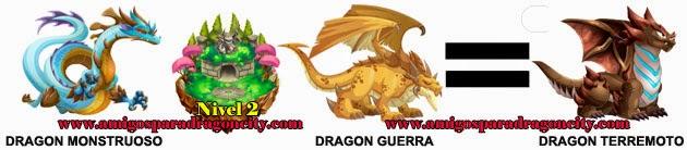como obtener el dragon terremoto en dragon city formula 1