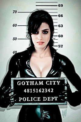 Dark Knight Rise: Catwoman/Anne Hathaway look