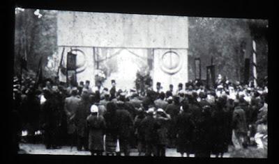 Inaugurarea Caii Eroilor la Tag. Jiu