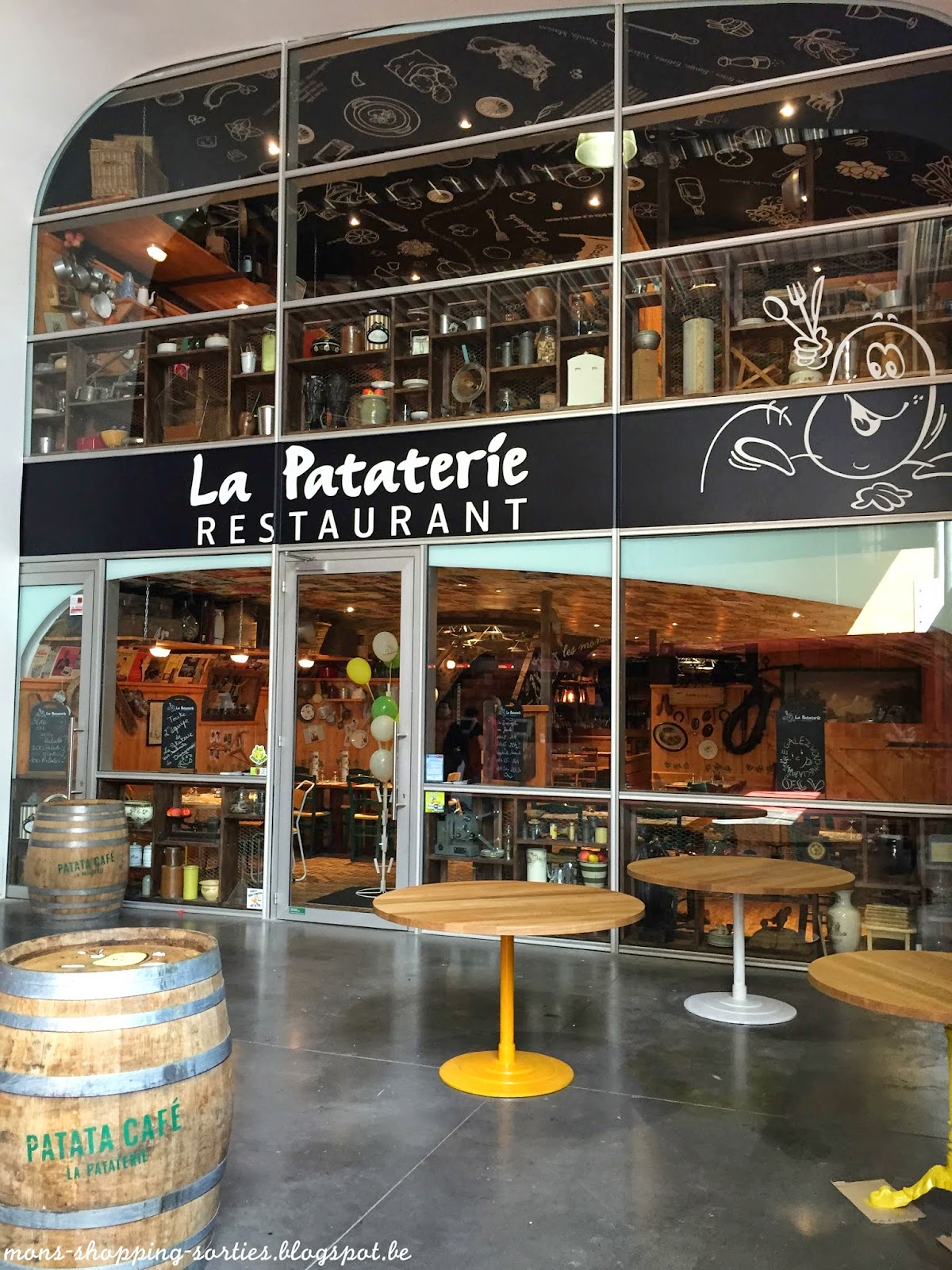 Restaurant La Pataterie St Paul Les Dax