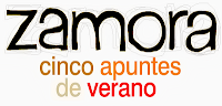 ZAMORA CINCO APUNTES DE VERANO
