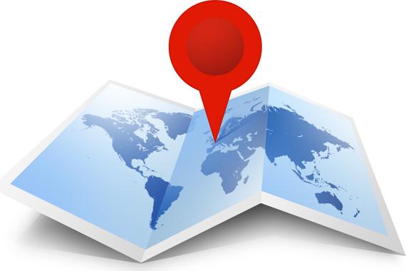 Procentul cautarilor de pe Google legate de o locatie este in crestere