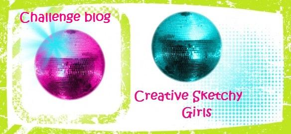 Creatieve Sketchy Girls