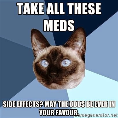 3fea3fd1f43bbf33e218ad9703fec21c what no one tells you about chronic pain as a 20 something my,Memes About Chronic Pain