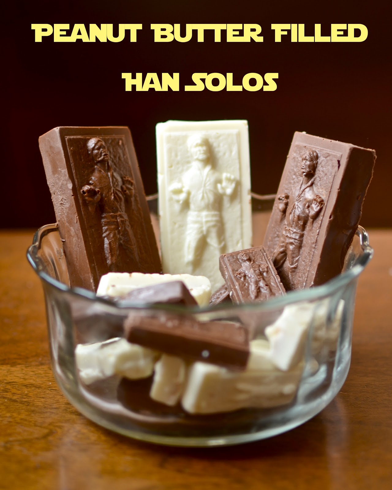 Han Solo May The Fourth Be With You: Yammie's Noshery: May The Fourth Be With You Party Ideas