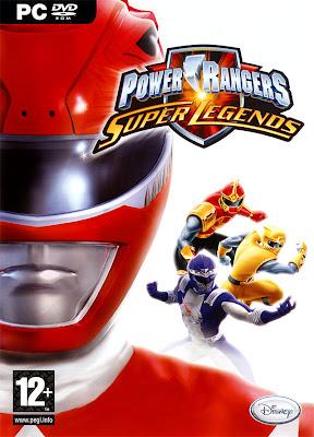 Power Rangers - Super Legends PC Game